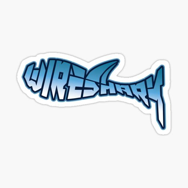 Wireshark Sticker Sticker
