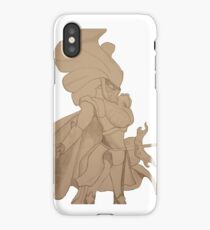 chevalier of the flowers iPhone Case/Skin