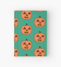 Jackolantern Vector Hardcover Journal
