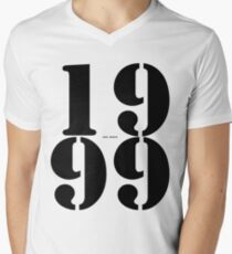 1999 Men's V-Neck T-Shirt