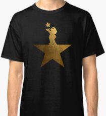Super Mario Hamilton Star Parody Classic T-Shirt