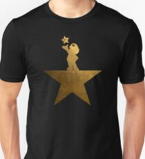 Super Mario Hamilton Star Parody Unisex T-Shirt