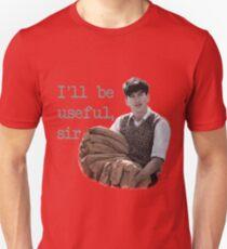 """I'll be useful,"" George - DUNKIRK T-Shirt"