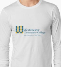 westchester community college Long Sleeve T-Shirt