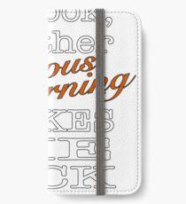 Glorious Morning iPhone Wallet/Case/Skin