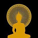 Buddha Meditation  by FRANKEY CRAIG