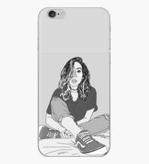 Die Gabbie Show Strichzeichnung iPhone-Hülle & Cover