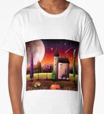 Fox Dreams Long T-Shirt