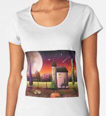 Fox Dreams Women's Premium T-Shirt