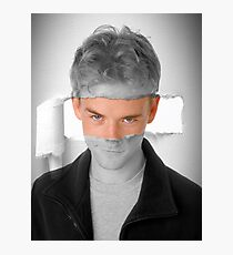 Francis, Malcolm in the Middle Photographic Print