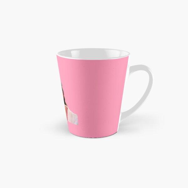Ugly Kim Crying Face Tall Mug