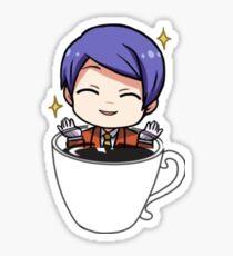 : Shuu Coffee Cup Chibi : Sticker