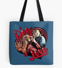 A Dog is Love Tote Bag
