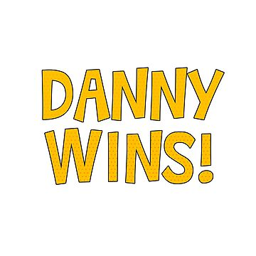 Danny Wins! by TheBatchild