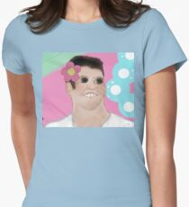 Simon Womens Fitted T-Shirt