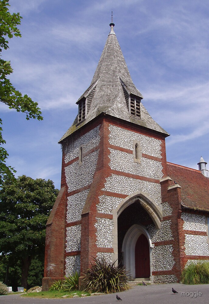 Preston Church by moggie