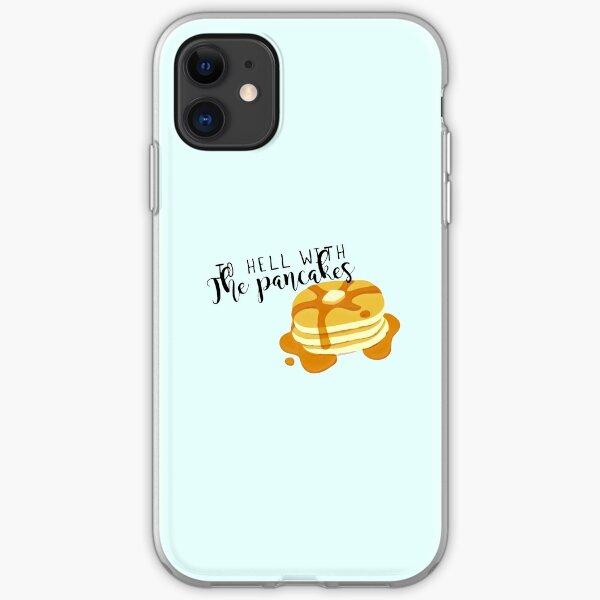 2. Pancakes iPhone Soft Case