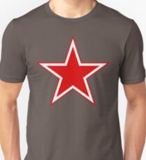 Russian Air Force Star Unisex T-Shirt