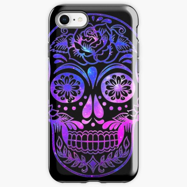 Space Skull iPhone Tough Case