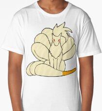 Ninetales Glowing Long T-Shirt