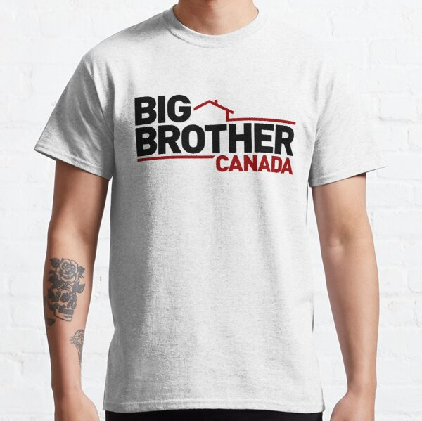 Big Brother Canada Logo Classic T-Shirt