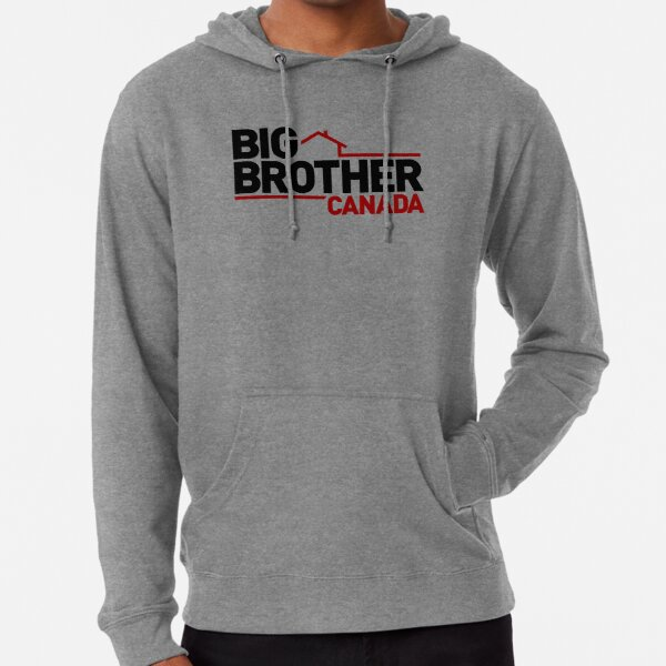 Big Brother Canada Logo Lightweight Hoodie