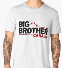 Big Brother Canada Logo Men's Premium T-Shirt