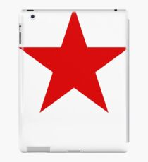 Soviet Air Forces Star iPad Case/Skin