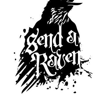 Envía un Cuervo de amygrace
