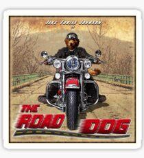 The Road Dog (vintage promo) Sticker