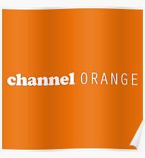Frank Ocean - Channel Orange Poster