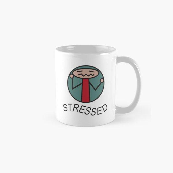 Spaced: STRESSED Classic Mug