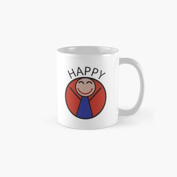 Spaced: HAPPY Classic Mug