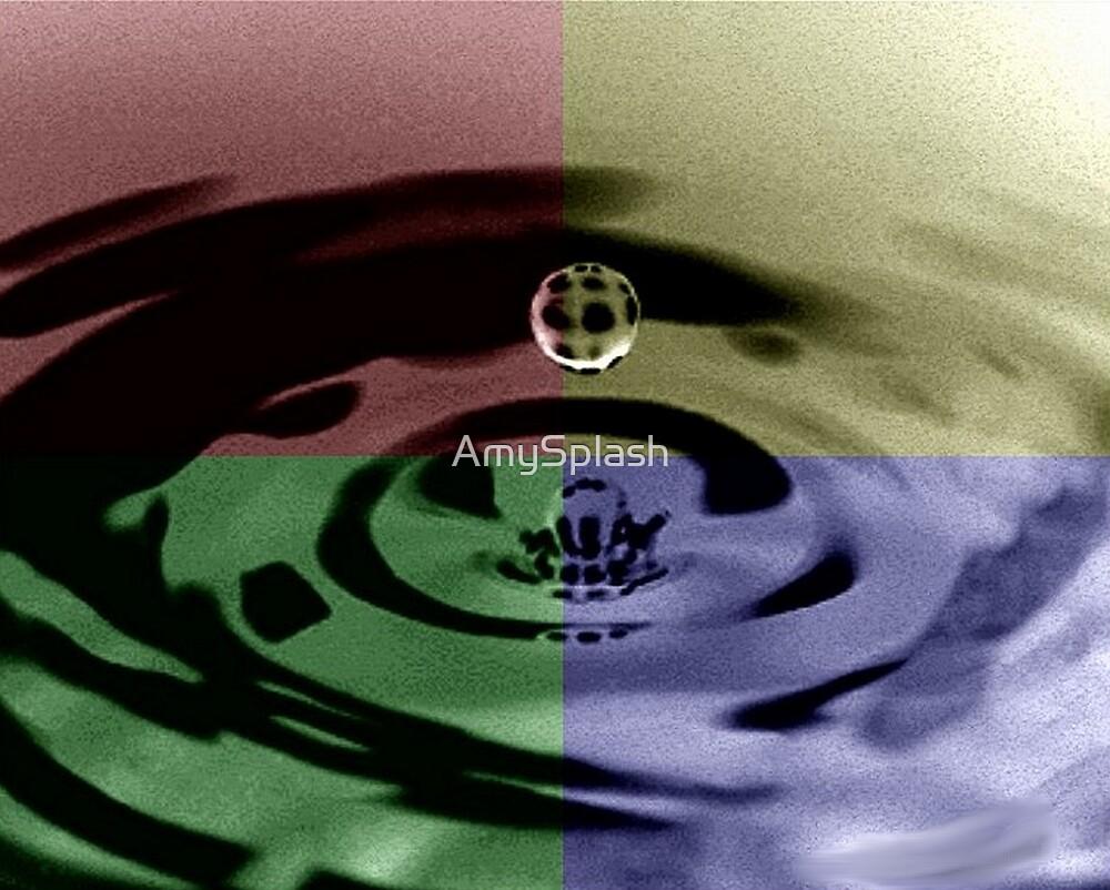 Colourful Expression by AmySplash
