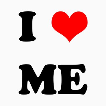 I Love ME by PenguinKenny