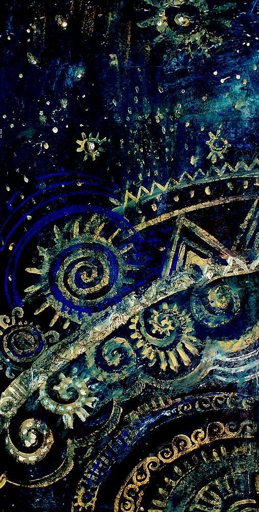Mystery Of Earth: Deeper by Kseniya Nelasova
