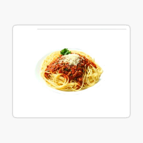 Spagetti Sticker