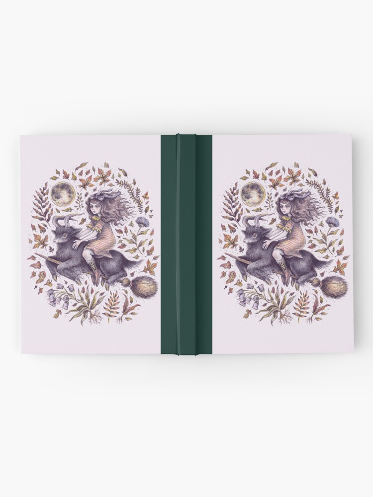 Alternate view of VVITCH Hardcover Journal