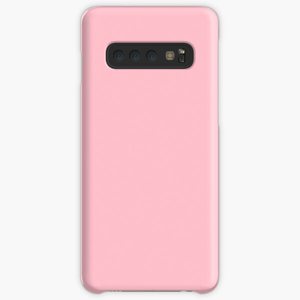 PLAIN SOLID JUST PINK -100 PINK SHADES ON OZCUSHIONS ON ALL PRODUCTS  Samsung Galaxy Snap Case