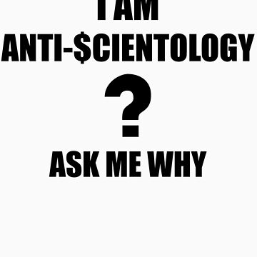 Anti-Scientology II by PenguinKenny