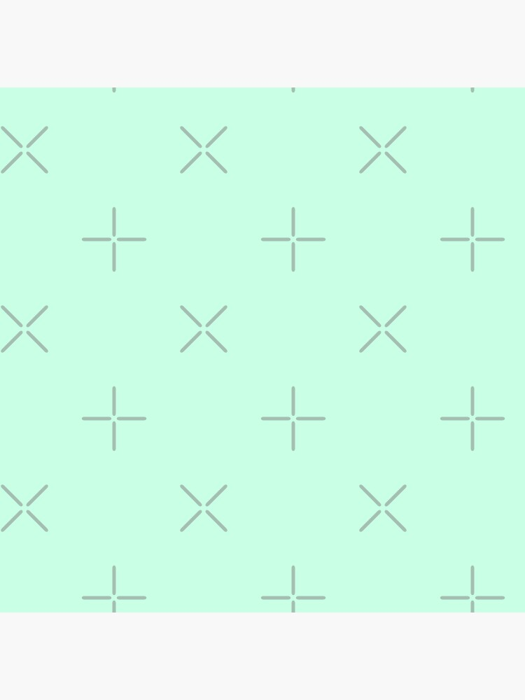 PLAIN AERO BLUE WITH GREEN UNDERTONES by ozcushions