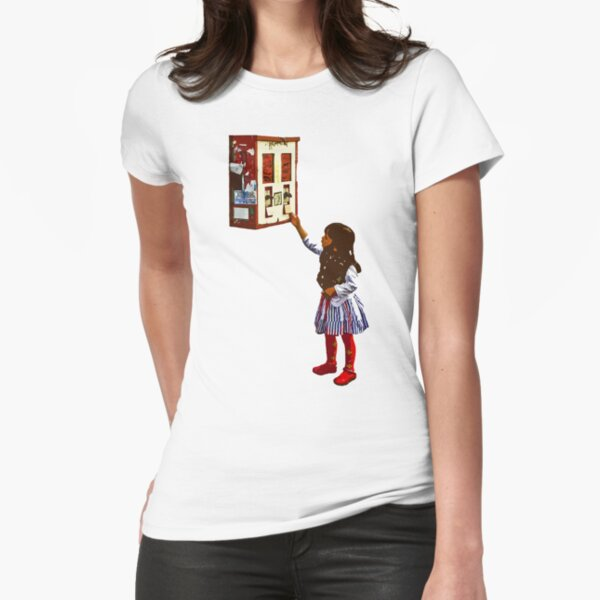 Longing... Fitted T-Shirt
