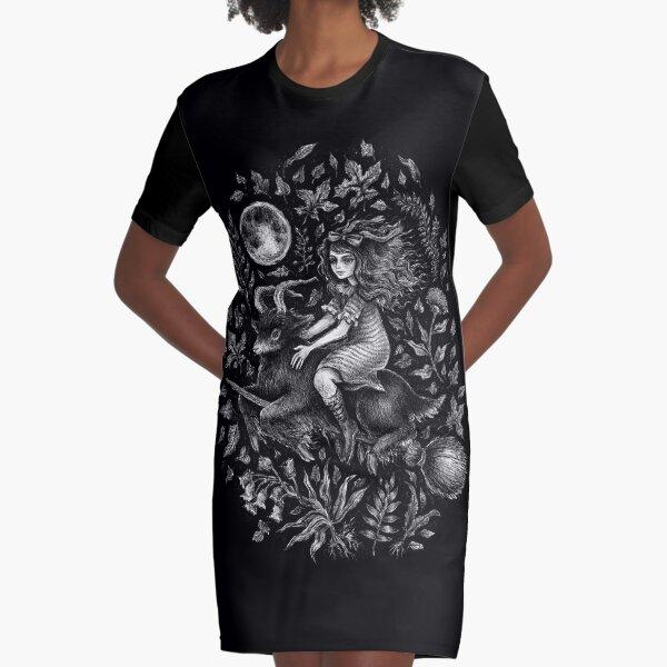 VVITCH - color variant 2  Graphic T-Shirt Dress