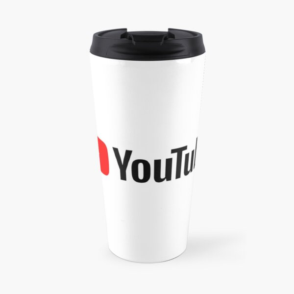 YouTube 2020 Travel Mug