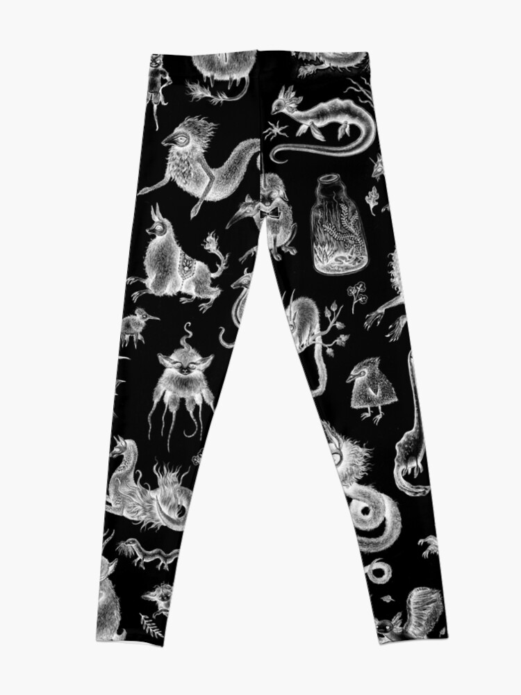 Alternate view of We Are Not Alone - inverted Leggings