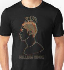william singe vintage 3d look unisex t shirt