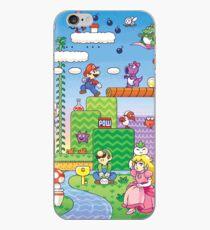 Nintendo - Mario 2 iPhone Case