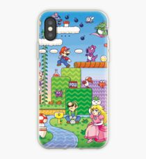 Nintendo - Mario 2 iPhone Case