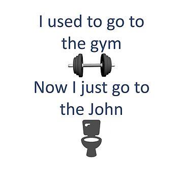 Gym John by Adrock318