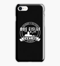 Mos Eisley Cantina T-Shirt iPhone Case/Skin